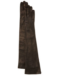 Guanti Giglio Fiorentino Long Leather Gloves