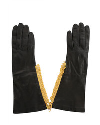 3.1 Phillip Lim Leather Fringed Glove