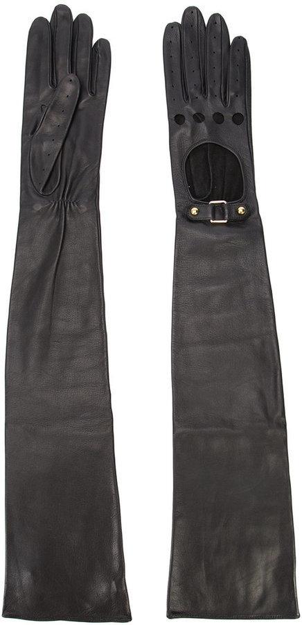 Perrin Paris Long Sleeve Gloves