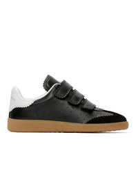 Isabel Marant Black Beth Sneakers