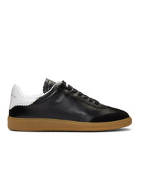 Isabel Marant Black Brycy Sneakers