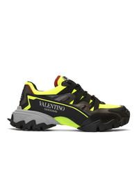 Valentino Black Garavani Climbers Sneakers
