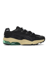 Rhude Black Puma Edition Cell Alien Sneakers