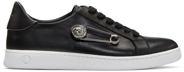 Chaussures De Sport De Goupille De Sécurité - Noir Contre C3jNCGy0fo