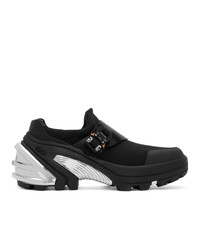 1017 Alyx 9Sm Black Sock Low Sneakers