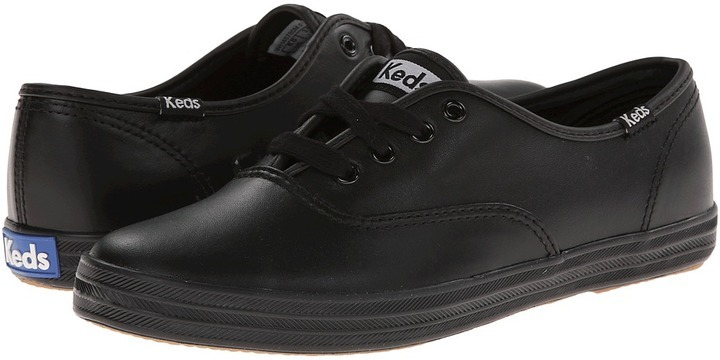 03faf601a1b2 ... Keds Champion Leather Cvo Lace Up Casual Shoes ...
