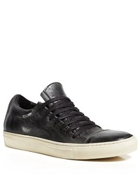 John Varvatos Collection Slim Sneakers