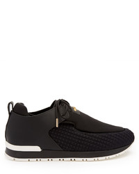 Balmain Doda Low Top Neoprene Trainers