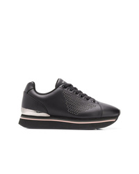 Emporio Armani Lace Up Sneakers