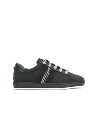 Balmain Large Zip Detail Sneakers