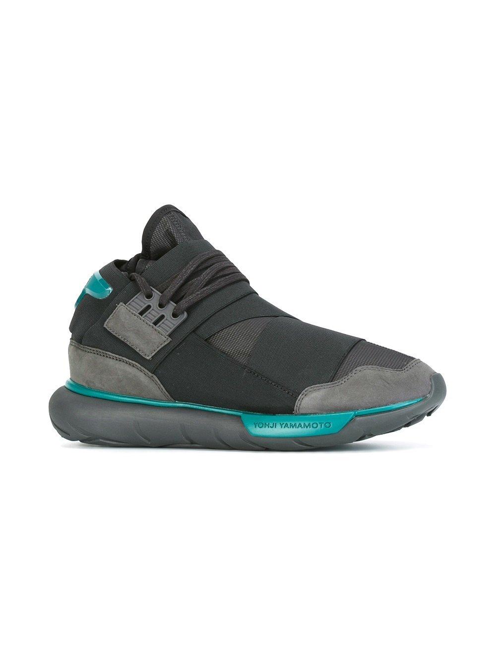 3e4a5e7cf0028 Y-3 Qasa High Sneakers