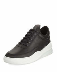 Filling Pieces Sky Low Top Leather Sneaker