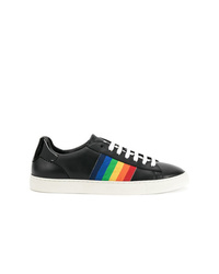 Dsquared2 Stripe Low Top Sneakers