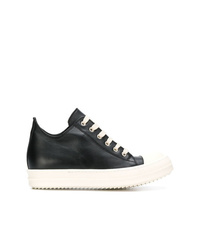 Rick Owens Traditional Lace Up Sneakers