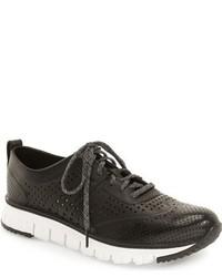 Cole Haan Zergrand Perforated Wingtip Sneaker
