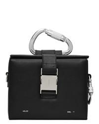 Heliot Emil Black Box Messenger Bag
