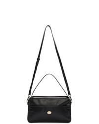Gucci Black Crossbody Messenger Bag