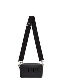 Valentino Black Garavani Vltn Messenger Bag