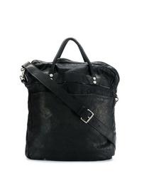 Tagliatore Distressed Messenger Bag