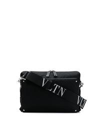 Valentino Garavani Logo Messenger Bag