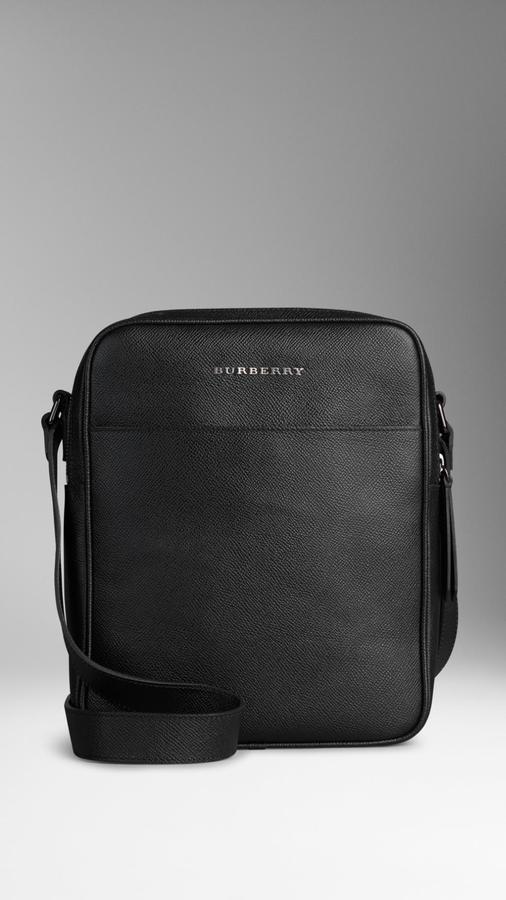 939c3d4ca412 ... Burberry London Leather Crossbody Bag ...