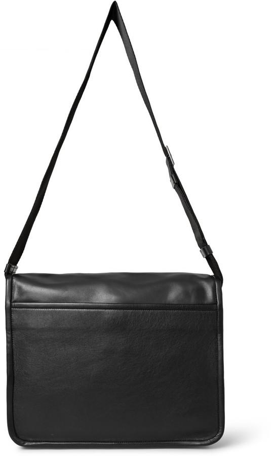 03e2a4c3d4 Givenchy Obsedia Leather Messenger Bag