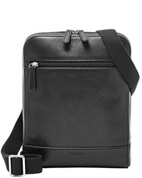 Fossil Rory Leather Crossbody Bag Black