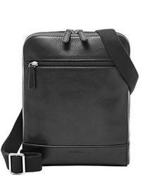 Rory leather crossbody bag medium 387350