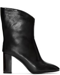 Acne Studios Black Ava Boots