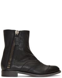 Chloé Black Lexie Boots