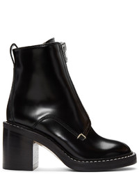 Black shelby boots medium 807246