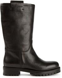 Dolce & Gabbana Rodeo Mid Calf Boots