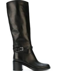 Gianvito Rossi Mid Calf Boots