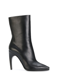 Versace Heeled Ankle Boots