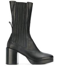 A.F.Vandevorst Heeled Mid Calf Boots