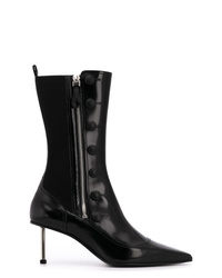 Alexander McQueen Pointed Stiletto Boots
