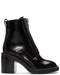 Rag and bone black shelby boots medium 807246