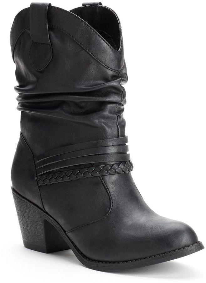272c3da9072 $69, So Slouch Cowboy Boots