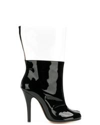 Maison Margiela Transparent Tabi Boots