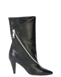 Givenchy Zipped Mid Calf Boots
