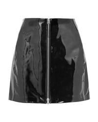Rag & Bone Heidi Patent Leather Mini Skirt