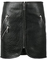 Etoile Isabel Marant Isabel Marant Toile Zipped Mini Skirt