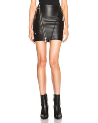 Versus Leather Skirt