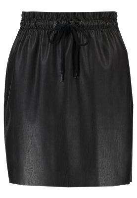 Vero Moda VMRILEY RUFFLE  - Minigonna - black