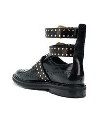 Versace D Derby Shoes