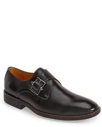 Sandro Moscoloni Easton Leather Monk Strap Shoe
