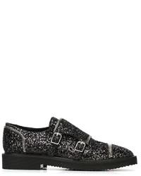 Giuseppe Zanotti Design Johnny Monk Shoes