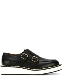 Givenchy Chain Trim Monk Shoes
