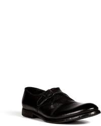 NDC Ndc Leather Buck Monk Shoes