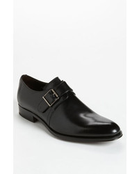 To Boot New York Campbell Monk Strap Slip On